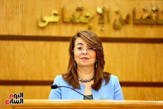 وزارة التضامن الاجتماعى - غادة والى  (14)
