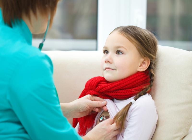 تشخيص فقر الدم عند الافطال
