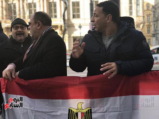 الجالية المصرية بالنمسا (3)
