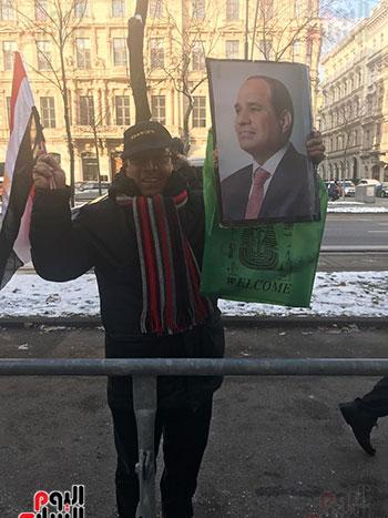 الجالية المصرية بالنمسا (6)