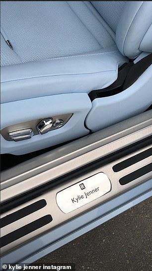 سيارة كيلي جينر  (4)