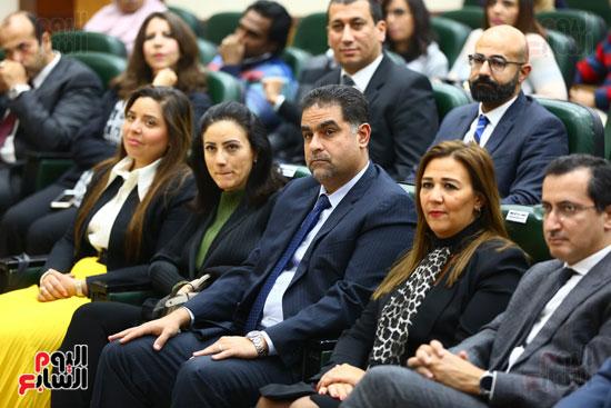 وزارة التضامن الاجتماعى - غادة والى  (11)