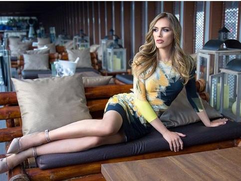 انجيلا ملكة جمال اسبانيا