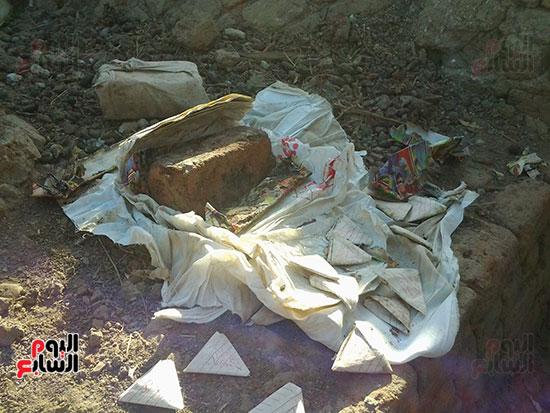 سحر داخل المقابر (1)