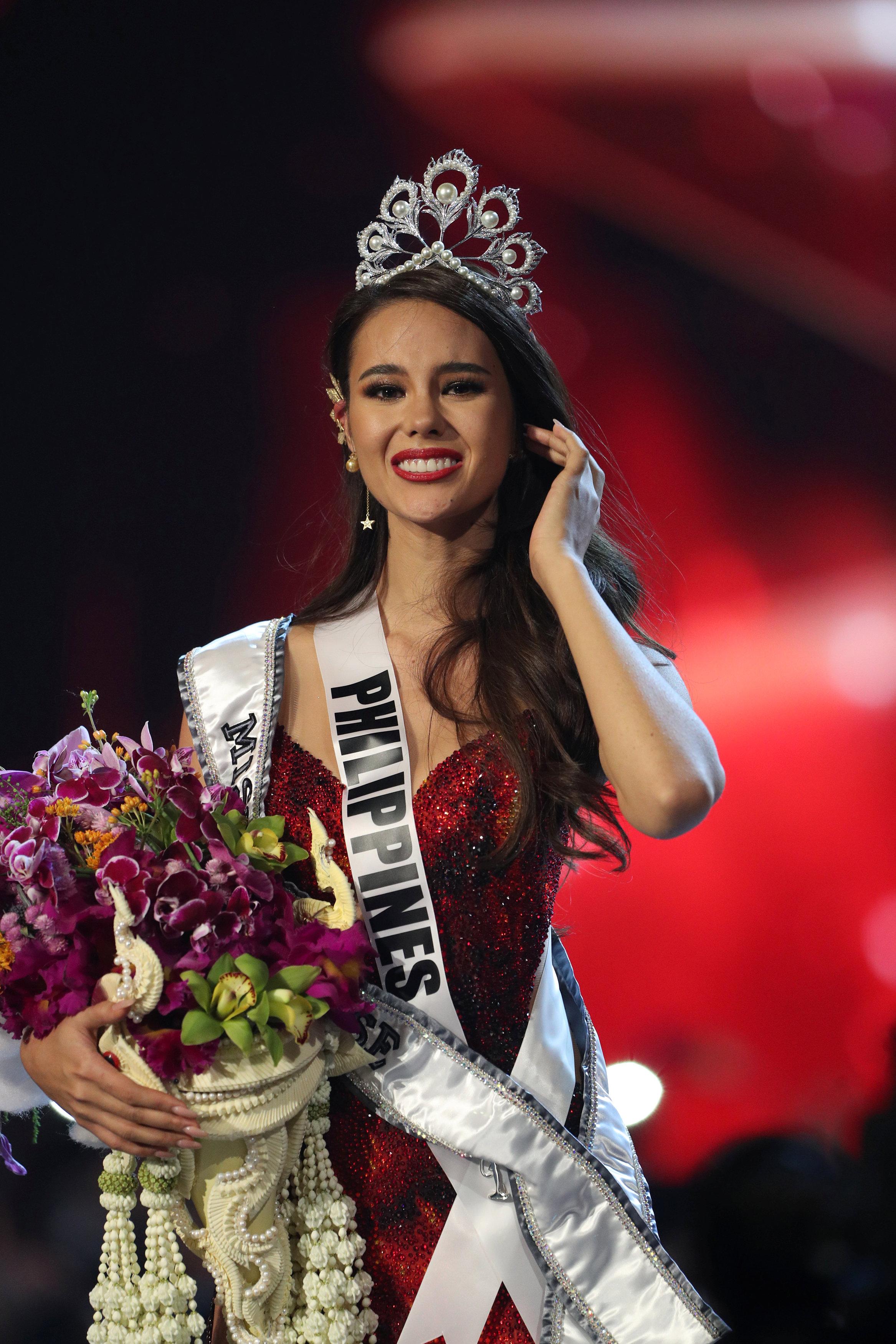 مسابقة ملكة جمال الكون من بانكوك (2)