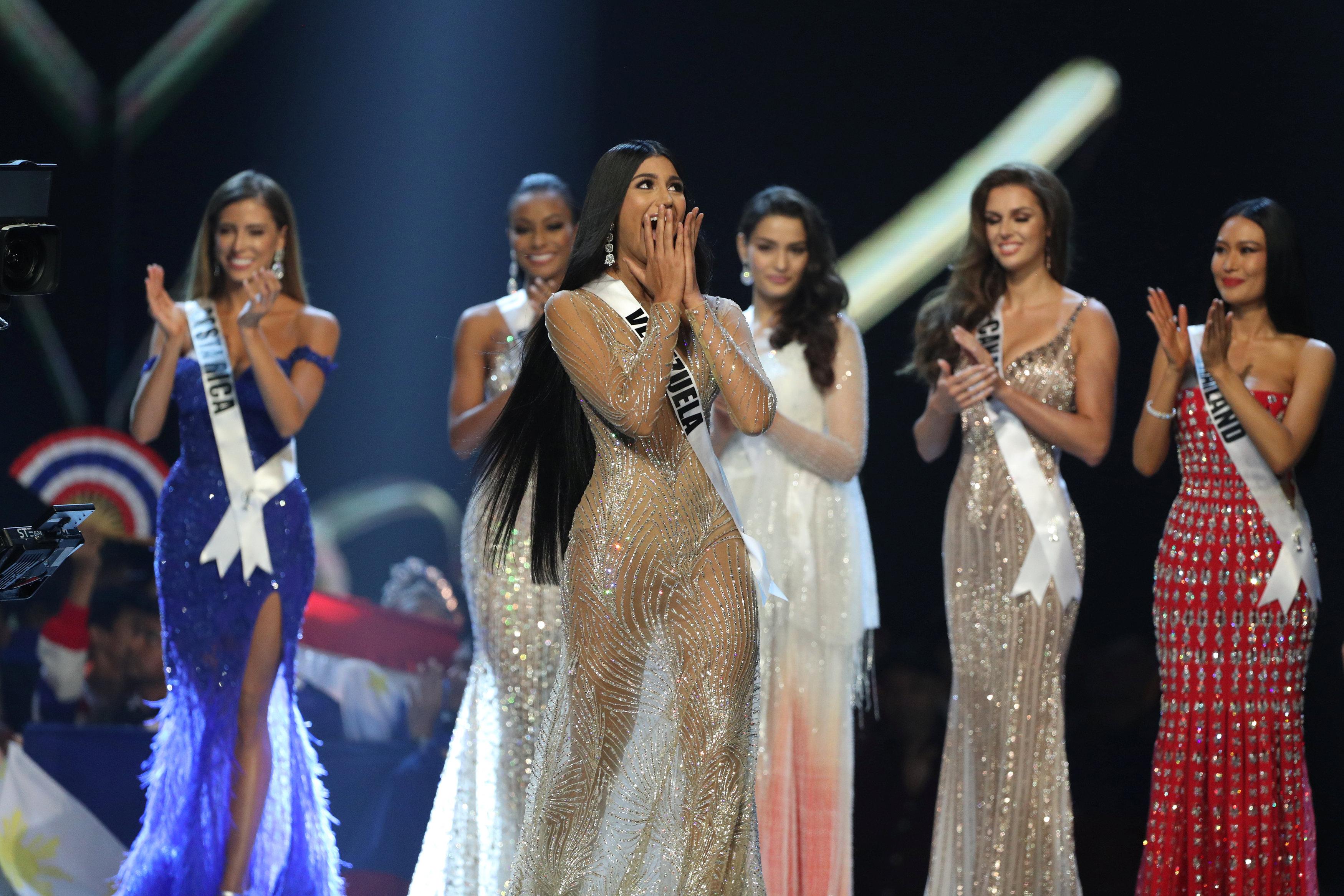 مسابقة ملكة جمال الكون من بانكوك (13)