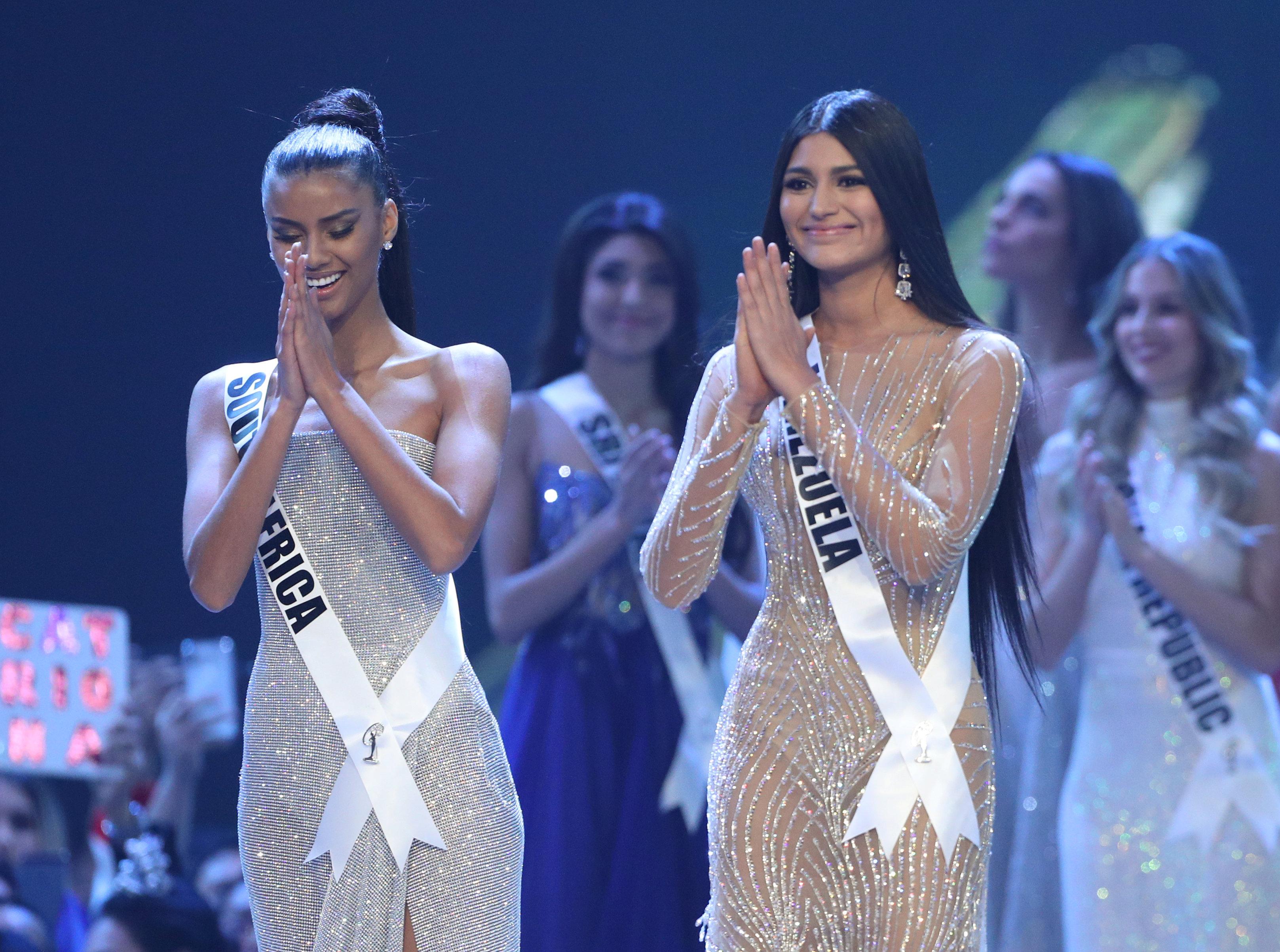مسابقة ملكة جمال الكون من بانكوك (18)