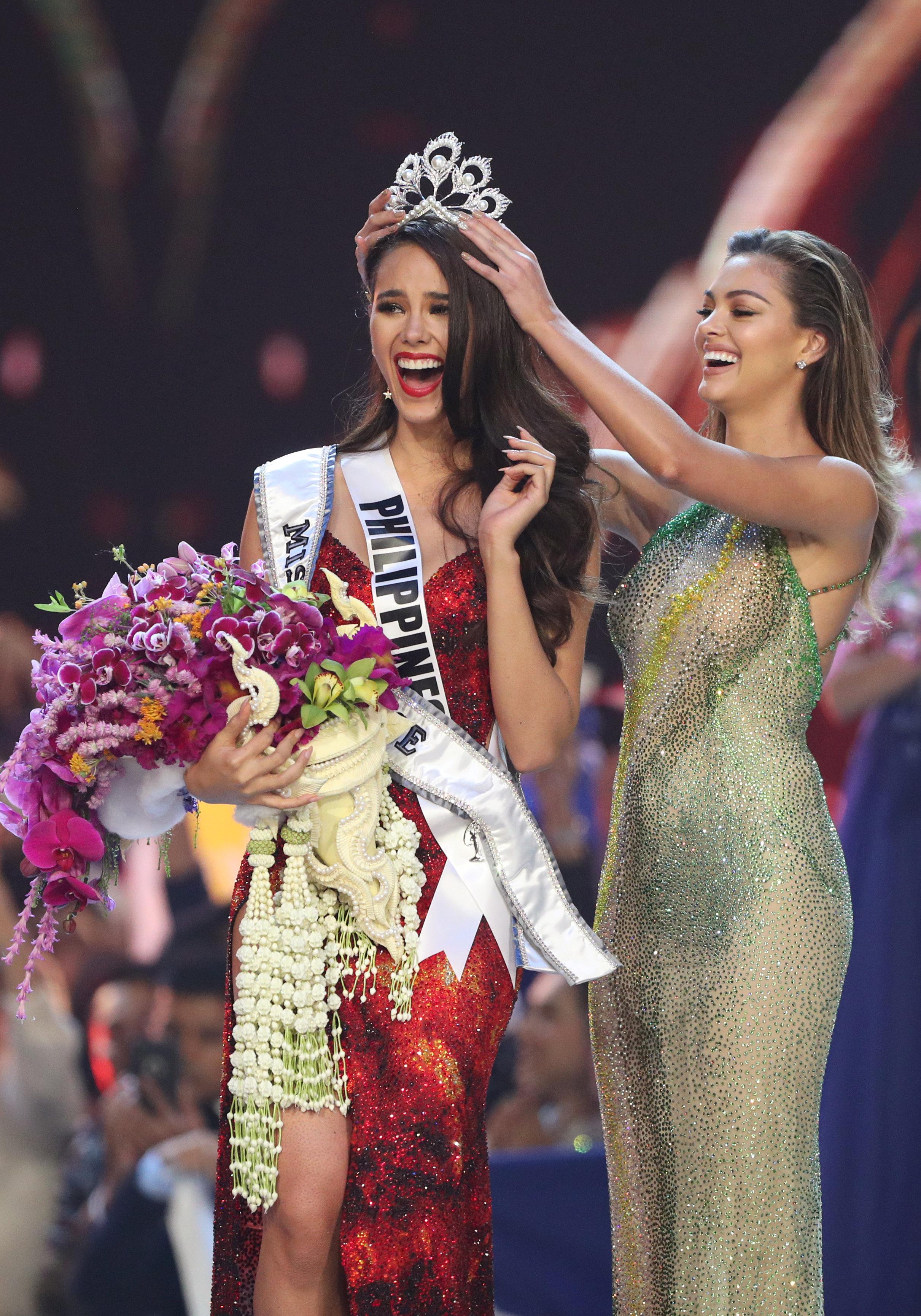 مسابقة ملكة جمال الكون من بانكوك (1)