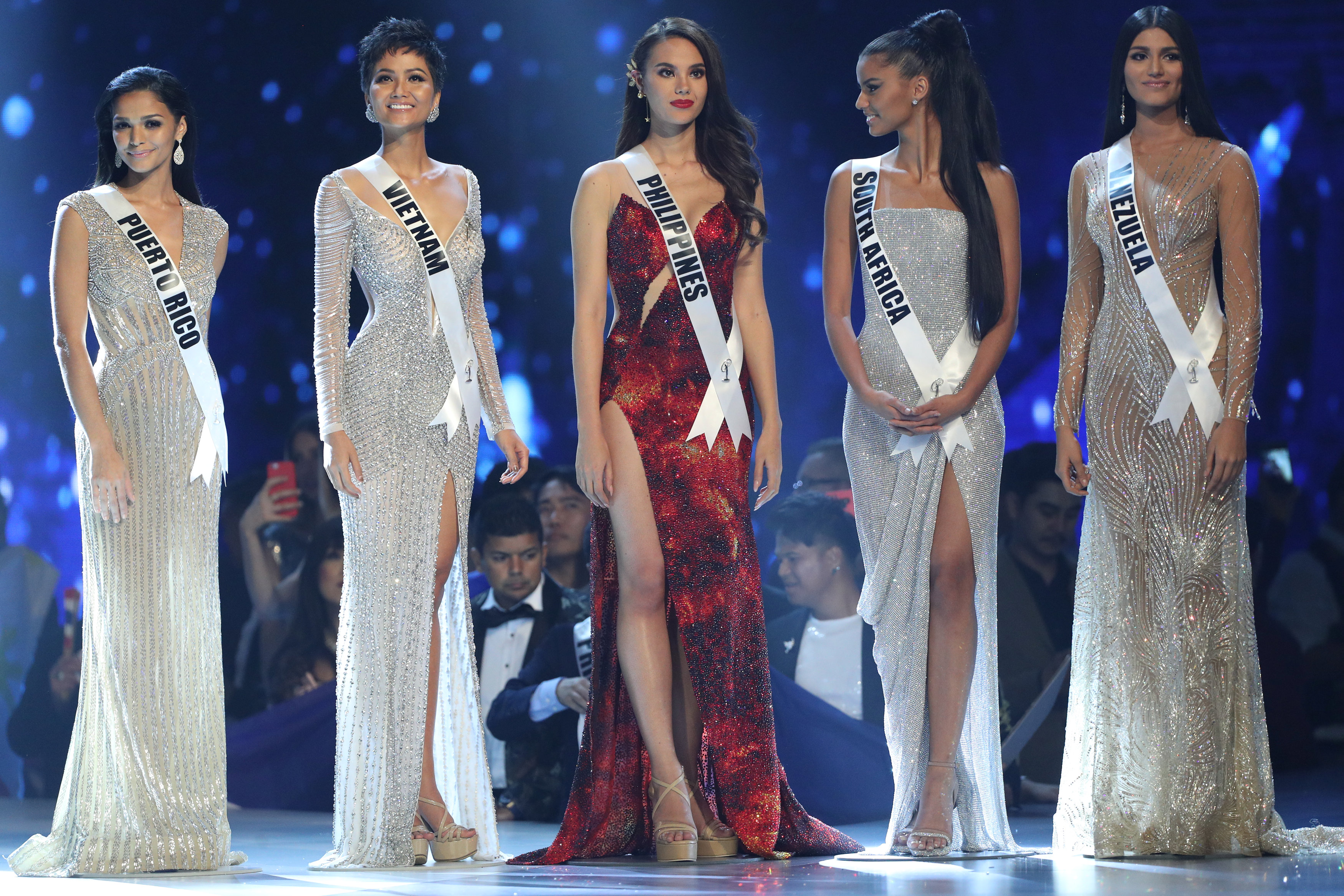 مسابقة ملكة جمال الكون من بانكوك (14)
