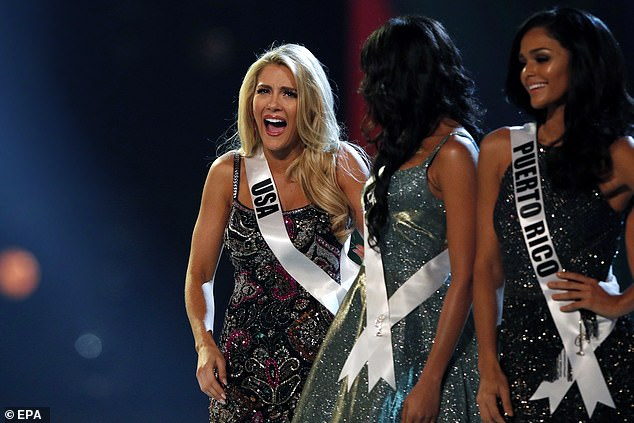 سارة روز ملكة جمال أمريكا