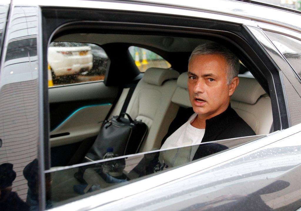 جوزيه مورينيو مدرب مانشستر يونايتد المقال (2)