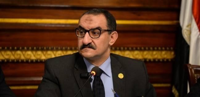 محمد الغول، عضو لجنة حقوق الإنسان بمجلس النواب