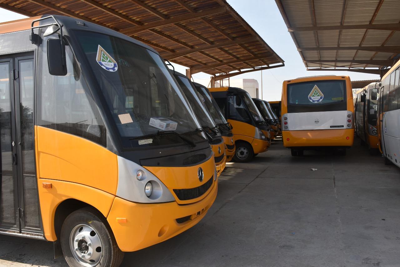 باصات النقل الجديدة (4)