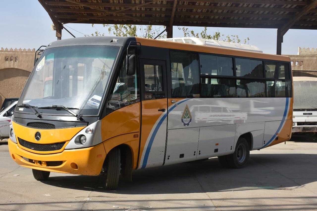 باصات النقل الجديدة (1)