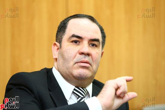 الخبير الاقتصادى إيهاب سعيد عضو مجلس إدارة البورصة المصرية (7)