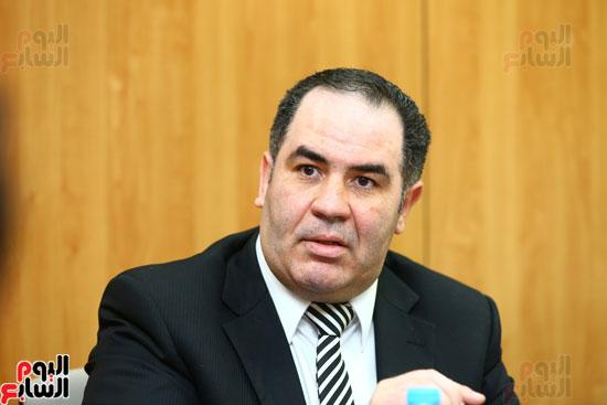 الخبير الاقتصادى إيهاب سعيد عضو مجلس إدارة البورصة المصرية (8)