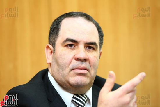 الخبير الاقتصادى إيهاب سعيد عضو مجلس إدارة البورصة المصرية (4)