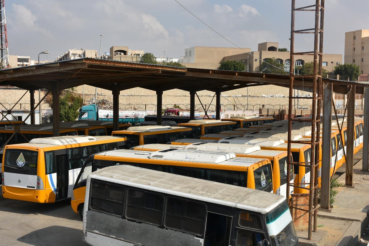 باصات النقل الجديدة (5)