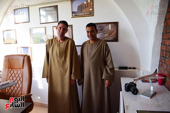اليوم-السابع-في-منزل-السائح-السويسري-ريان-بيك-بالأقصر-(3)
