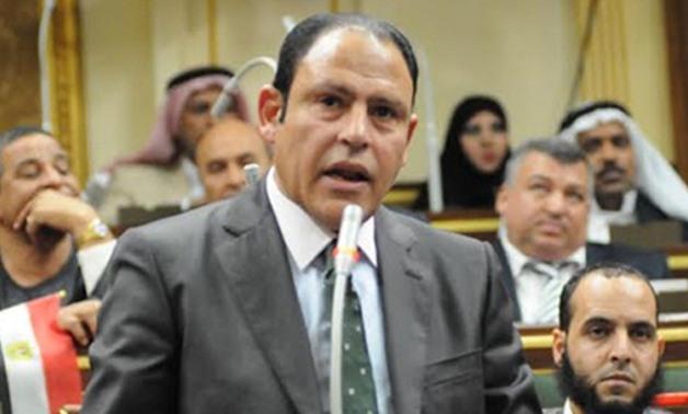 النائب رياض عبد الستار، عضو لجنة حقوق الإنسان بمجلس النواب