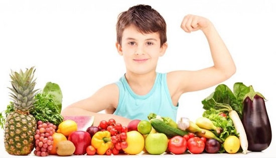 فواكه وخضروات