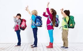 اختيار حجم الحقيبة المناسب للطفل