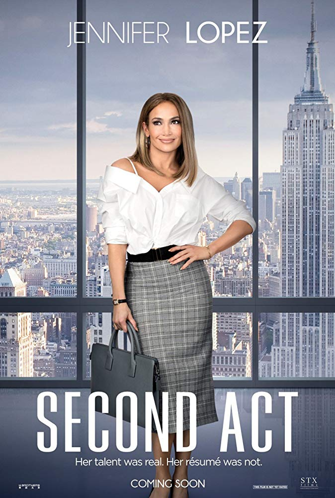 بوستر فيلم second act