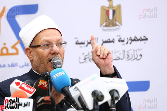 مؤتمر وزارة التضامن (12)