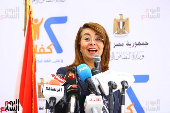 مؤتمر وزارة التضامن (17)