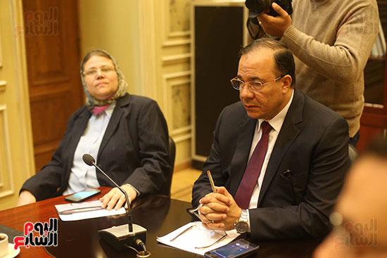صور لجنة العلاقات الخارجية (9)