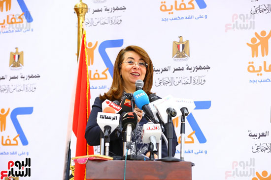 مؤتمر وزارة التضامن (15)