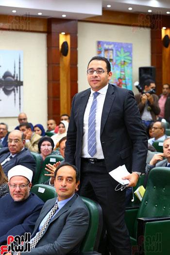 مؤتمر وزارة التضامن (18)