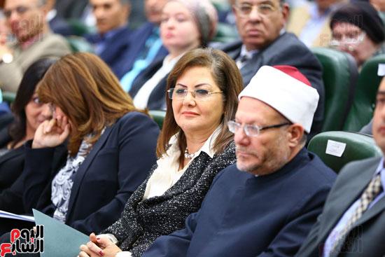 مؤتمر وزارة التضامن (9)