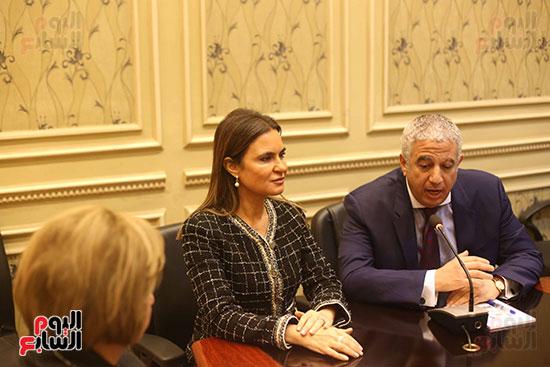 صور لجنة العلاقات الخارجية (7)