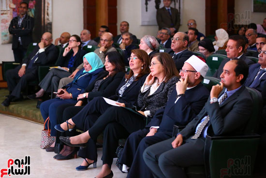 مؤتمر وزارة التضامن (6)