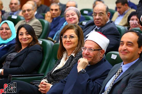 مؤتمر وزارة التضامن (19)