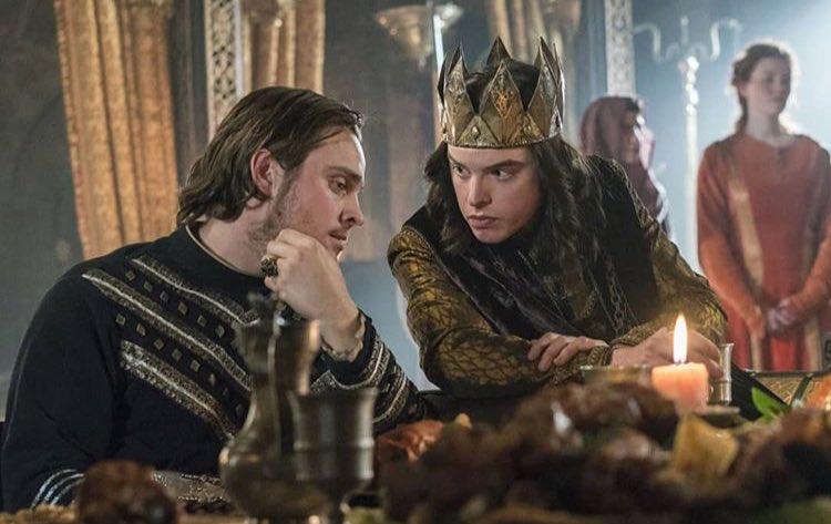 مشاهد من الحلقة الـ12 مسلسل Vikings (7)