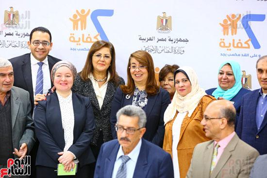 مؤتمر وزارة التضامن (23)