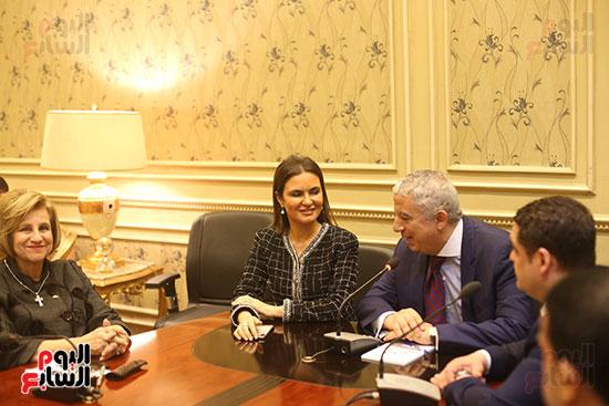 صور لجنة العلاقات الخارجية (10)