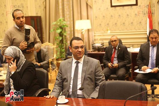 صور لجنة العلاقات الخارجية (6)