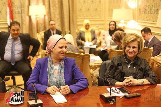 صور لجنة العلاقات الخارجية (5)