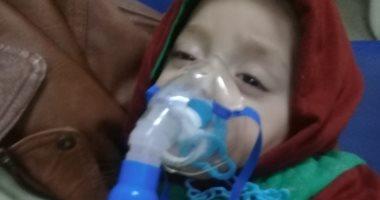 الطفل المريض