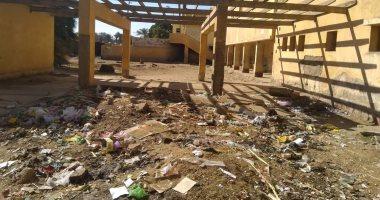 الوحدة الصحية بقرية الزوك