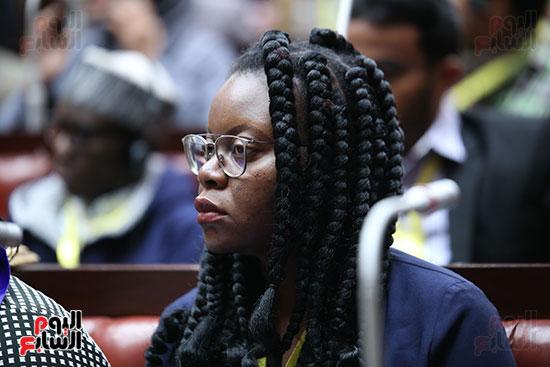صور  لجنة الشئون الافريقية (6)