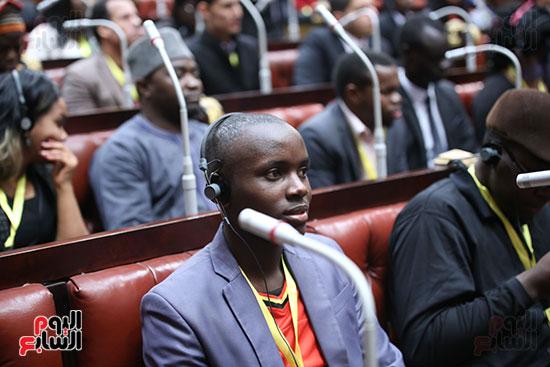 صور  لجنة الشئون الافريقية (10)