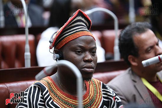 صور  لجنة الشئون الافريقية (2)