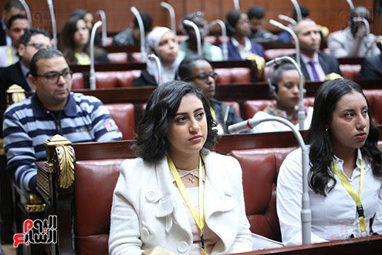 صور  لجنة الشئون الافريقية (11)