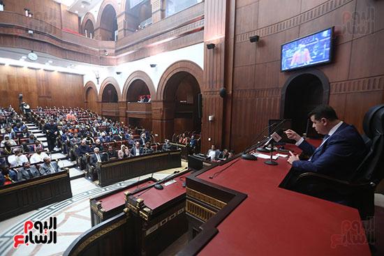 صور  لجنة الشئون الافريقية (15)