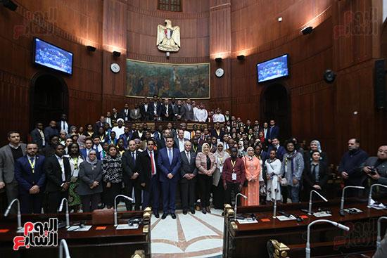 صور  لجنة الشئون الافريقية (16)