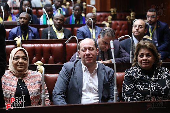 صور  لجنة الشئون الافريقية (1)